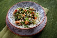 Southeast Asian-Style Vegetable and Nut Butter Stew