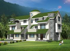 House Real Estate Wallpaper