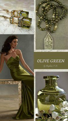 '' Olive Green '' by Reyhan Seran Dursun