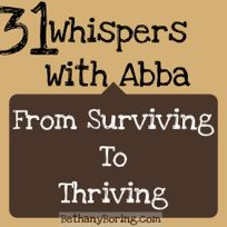 Whispers With Abba