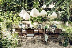 Gardening – Gardening Ideas, Tips & Techniques Courtyard Design, Patio Design, Garden Design, Design Cour, Oasis, Style Tropical, Deco Boheme, Exterior, Zen