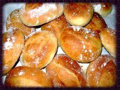 Breadfast (petits pains pour le petit déj tellement bons !)