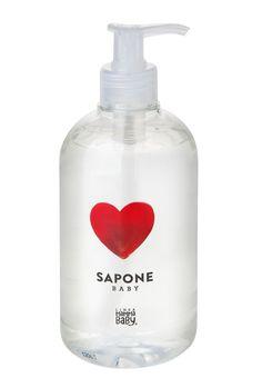 Jabón de manos Baby.  El cardamomo tiene propiedades revitalizantes, tonifica la piel además de ser un perfecto antiséptico y purificador.