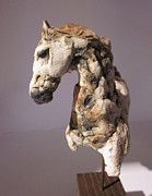 "Saatchi Art is pleased to offer the sculpture, ""Horse,"" by Anna Gärberg. Original Sculpture: Ceramic on N/A. Horse Sculpture, Sculpture Clay, Sculpture Projects, Sculptures For Sale, Animal Sculptures, Ceramic Sculpture Figurative, Horse Artwork, Pottery Sculpture, Ceramic Animals"