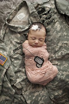 Military Baby Chunky Monkey Photography Fort Worth Newborn Photographer Saginaw Newborn Photographer www.chunkymonkeyphotography.com