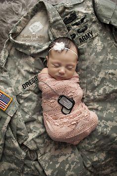 Military Baby Chunky