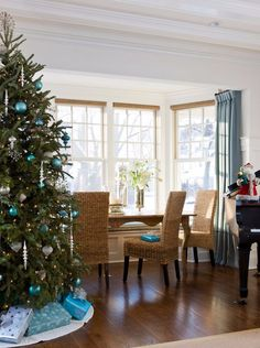 new home new beginning the chairtraditional decortraditional - Traditional Home Christmas Decor