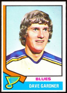 1974-75-OPC-O-PEE-CHEE-HOCKEY-47-DAVE-GARDNER-ROOKIE-NM-ST-LOUIS-BLUES-RC-CARD