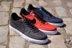 Nike Quickstrike Air Force 1 AC 'Playoffs' Pack Launch: 16th May 00:01BST Price: £75.00 http://www.hanon-shop.com/news/2181/Nike-Quickstrike-Air-Force-1-AC-Playoffs-Pack.html