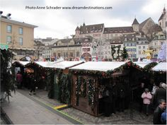Christmas Markets, Basel Switerland