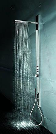 Fantini Acquatonica shower tower _