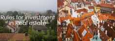 5 rules for investment in property