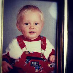 Marcus Butler as a baby. sooo adorable