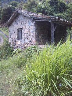 Casa de laja