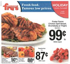 Fry's Coupon Deals: Week of 11/12