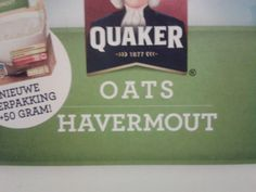 Oats Havermout