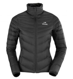 The light, comfy & stylish #jacket from #Eider will definitely do its job on your #winter trips
