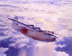 Kawanishi H8K Type 2 'Emily' by Shigeo Koike