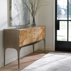 Featuring a matte bronze case and modern silhouette, my Torrance Buffet makes a statement from the entrance hall to the dining room. http://www.maxsparrow.com.au/products/torrance-bronze-buffet