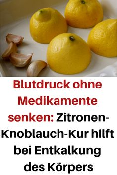 Lower blood pressure without medication: lemon-garlic cure hi .- Blutdruck ohne Medikamente senken: Zitronen-Knoblauch-Kur hilft bei Entkalkung d… Lowering blood pressure without medication: Lemon-garlic treatment helps to decalcify the body - Pineapple Banana Smoothie, Banana Drinks, Low Glycemic Fruits, Stomach Fat Burning Foods, Health Care Reform, Lower Blood Pressure, Weight Loss Smoothies, Natural Health, Garlic