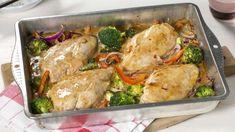 Food Inspiration, Potato Salad, Tapas, Dinner Recipes, Turkey, Food And Drink, Menu, Nutrition, Chicken