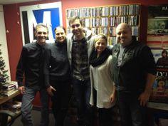 Petite tournée promo dans les radios de Lanaudière !