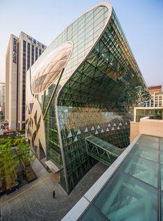 Gallery of Seoul New City Hall / iArc Architects - 22 ✖️FOSTERGINGER AT PINTEREST ✖️ 感謝 / 谢谢 / Teşekkürler / благодаря / BEDANKT / VIELEN DANK / GRACIAS / THANKS : TO MY 10,000 FOLLOWERS✖️