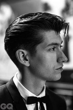 Arctic Monkeys - Band Interview & Photos - Men Of The Year 2013 - GQ.COM (UK)