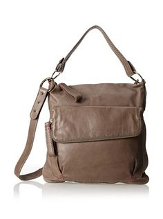 60% OFF 49 Square Miles Women's Taskmaster Convertible Shoulder Bag, Charcoal