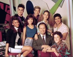 This Thursday, we're throwing it back to the show with characters that were the envy of our adolescence, Saved by the Bell. #beauty #tbt