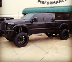 Ford f250. Love the truck...those wheels & tires can go on some jap crap pickup