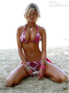 Blondes are made for summer - Marisa Miller