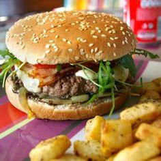 Hamburger revisité : 65 recettes de hamburger maison - Journal des Femmes