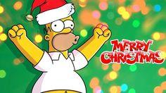 The Simpsons Christmas Wallpaper Free #3309 Wallpaper | beautyhdpics.