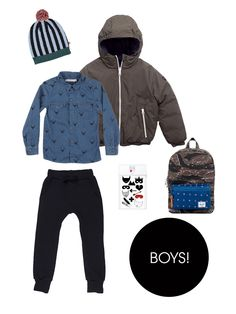 SHOP THE ULTIMATE LOOK - BOYS