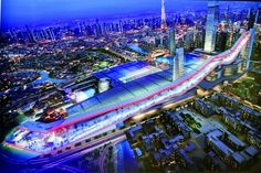 Mohammed launches Meydan One with world's tallest residential tower - Emirates 24|7