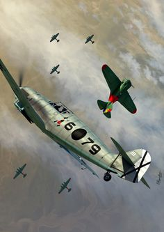 Messerschmitt Bf Werner Mölders (Legión Cóndor) vs Polikarpov Rata, Spanish Civil War, Art by Jerry Boucher Military Art, Military History, V Wings, Heroes And Generals, Air Force, Aircraft Painting, War Comics, Airplane Art, Ww2 Planes