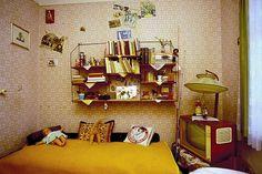 East German Bedroom