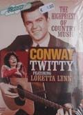 9€ Twitty Conway Feat. Loretta Lynn: The Highpriest Of Country Music - DVD