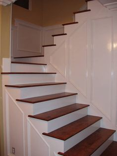 Image Result For Stair Trimming. BaseboardsStairs
