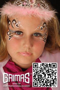 Princesa - www.maquillador.eu, ejemplos de maquillaje