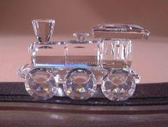 Swarovski SWAROVSKI TRAIN - LOCOMOTIVE 015145   cristal Swarovski