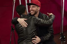 Ramos and the red one
