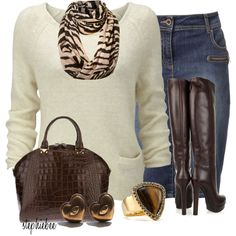 Untitled #872, created by stephiebees on Polyvore