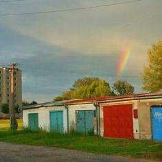 Rainbow - Photographed by Samsung SIII