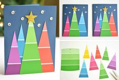 weihnachtskarten basteln mit kindern vorlagen tinker christmas cards with children templates Create Christmas Cards, Homemade Christmas Cards, Xmas Cards, Christmas Tumblr, Kids Christmas, Christmas Crafts, Christmas Templates, Drawing For Kids, Art For Kids