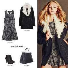 Shop our nowwww! Double Breasted Coat, Mix Match, Ootd, Shopping, Image, Fashion, Moda, Fashion Styles, Fashion Illustrations
