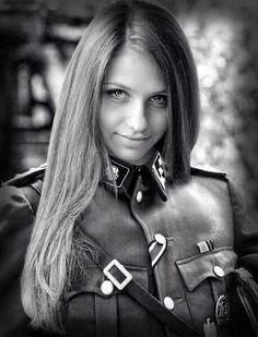 Wir müssen alle int Schönheit eh Waffen-SS