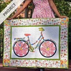 Changing Gears Quilt - Free Pattern