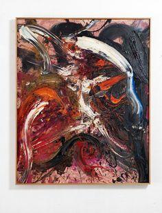 Kazuo Shiraga, 'Seiku (Sacred Dog),' 1964, Axel Vervoordt Gallery